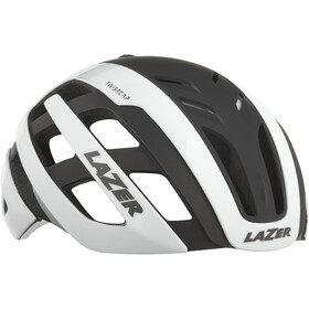 Lazer Century Casco, white-black